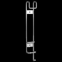 Laikiklis kibirui, 370 mm, pilkas, Vikan