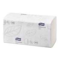 Tork Singlefold Advanced sulankstyti popieriniai rankšluosčiai, H3, Tork