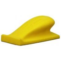 Ergonomiškas blokas šlifavimui Stikit™, 130x70 mm, geltona, 3M™