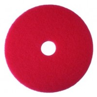 """Padas šveitimui, 16"""", 406 mm, raudonas, 3M™"""