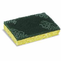 Celiuliozinė kempinėlė, 131x88 mm, žalia, 3M™