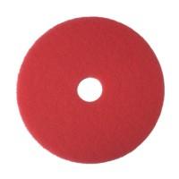 """Padas šveitimui, 18"""", 460 mm, raudonas, 3M™"""