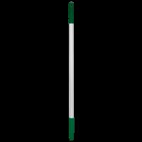 Aliumininis kotas, Ø22 mm, 840 mm, žalias, Vikan