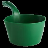 Semtuvėlis apvalus 1l, 295x155x95 mm, žalias, Vikan