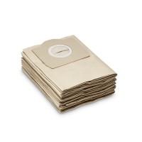 Popieriniai filtruojantys maišai (pakuotė 5 vnt.), Kärcher