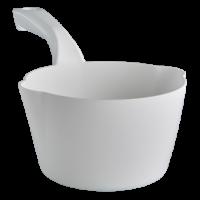 Semtuvėlis apvalus 2l, 330x195x115 mm, baltas, Vikan
