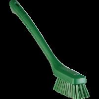 Šepetys su rankena, 410 mm, žalias, Vikan