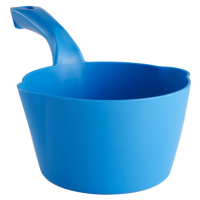 Semtuvėlis apvalus 1l, 295x155x95 mm, mėlynas, Vikan