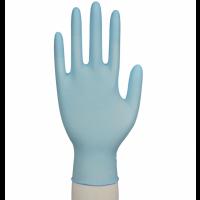 Vienkartinės nitrilinės pirštinės, L, mėlynos, 100 vnt, Abena