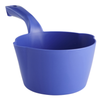 Semtuvėlis apvalus 1l, 295x155x95 mm, purpurinis, Vikan