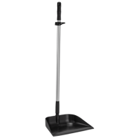 Semtuvėlis ilgu kotu, 330 mm, juodas, Vikan