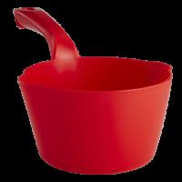 Semtuvėlis apvalus 2l, 330x195x115 mm, raudonas, Vikan