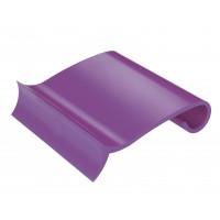 Ledo grandiklis automobilių stiklams, 100x100 mm, purpurinis, Haug Bürsten