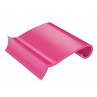 Ledo grandiklis automobilių stiklams, 100x100 mm, rožinis, Haug Bürsten
