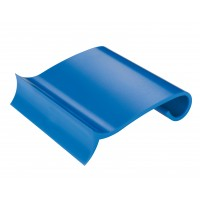 Ledo grandiklis automobilių stiklams, 100x100 mm, mėlynas, Haug Bürsten