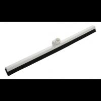 Nubrauktuvas, Haug Bürsten, 620x105x35 mm, baltas juodas
