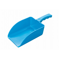 Semtuvėlis, Haug Bürsten, 250x110x70 mm, 0,7 l, mėlynas