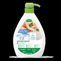 Ekologiškas skystas muilas rankoms ir kūnui Green Power Liquid Soap, 0,6 l, Italchimica