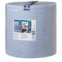 Tork Plus šluostymo popierius, mėlynas, W1, Tork