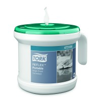 Tork® Reflex™ nešiojamasis iš ritinio vidurio dozuojantis dozatorius, M4, Tork