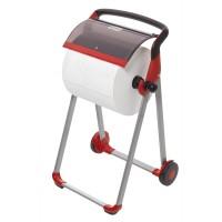 """Tork Floor Stand"" ant grindų statomas dozatorius, 1006x646x530 mm, raudonas, pilkas, Tork"