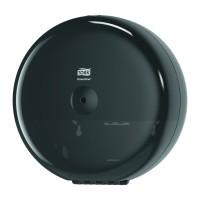 Tork SmartOne® tualetinio popieriaus ritinėlių dozatorius, juodas, T8, Tork