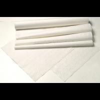 Tork valomieji baltos spalvos stalo užtiesalai, 900x900 mm, Tork