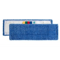 Mikropluošto šluostė grindims, 400x130 mm, mėlyna, TTS