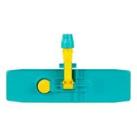 Laikiklis šluostėms, 400x110 mm, geltonas, žalias, TTS