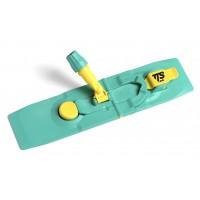 Laikiklis šluostėms Blik, TTS, 400x110 mm, geltonas, žalias