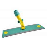 Laikiklis šluostėms Velcro su fiksatoriumi, TTS, 400x95 mm, geltonas, žalias