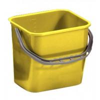 Kibiras, 12 l, geltonas, TTS