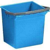 Kibiras, TTS, 6 l, mėlynas