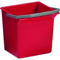 Kibiras, TTS, 6 l, raudonas