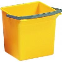 Kibiras, 6 l, geltonas, TTS