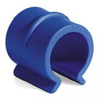 Spaustukas šiukšlių maišo laikikliui, mėlynas, TTS