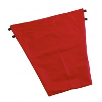 Daugkartinis maišas Nick Plus vežimėliui, 500x700 mm, 50 l, raudonas, TTS