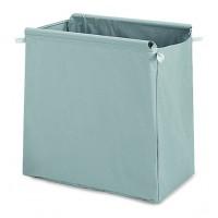 Daugkartinis maišas skalbiniams, 200 l, pilkas, TTS