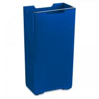 Kibiras šiukšlių dėžei, 260x160x500 mm, mėlynas, TTS