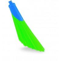 Lauko šluota Mery, TTS, 500 mm, mėlyna, žalia