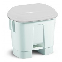 Šiukšlių dėžė Derby, TTS, 360x470x510 mm, 30 l, balta