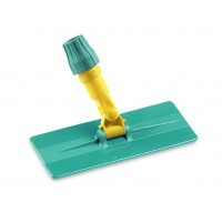 Laikiklis abrazyvinei plokštelei, TTS, 120x250 mm, žalias