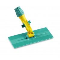 Laikiklis abrazyvinei plokštelei su fiksatoriumi, TTS, 120x250 mm, žalias