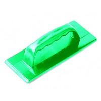 Laikiklis abrazyvinei plokštelei Terfir, TTS, 230x100 mm, žalias