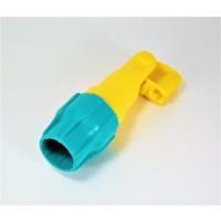 Lankstas laikikliams, geltonas, žalias, TTS