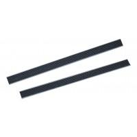 Velcro juostelė, 486 mm, juoda, TTS