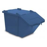 Atliekų rūšiavimo dėžė Split, TTS, 510x300x315 mm, 45 l, mėlyna