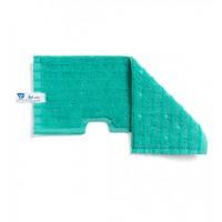 Dvipusė šluostė grindims, TTS, 400 mm, žalia