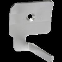 Laikiklis kotui, 85x65x55 mm, pilkas, Vikan,