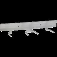 Laikiklis kotams, 320x80x65 mm, pilkas, Vikan